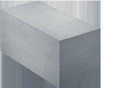 Пенобетонный блок 200-300-600